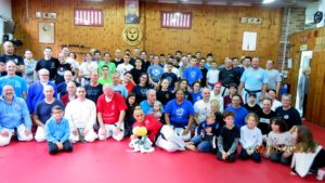 Karate Do International's annual 100 Randory keiko 2020