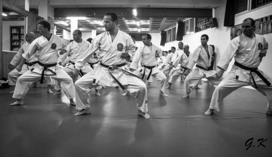 Karate oktatás - Harcművészet oktatás 5