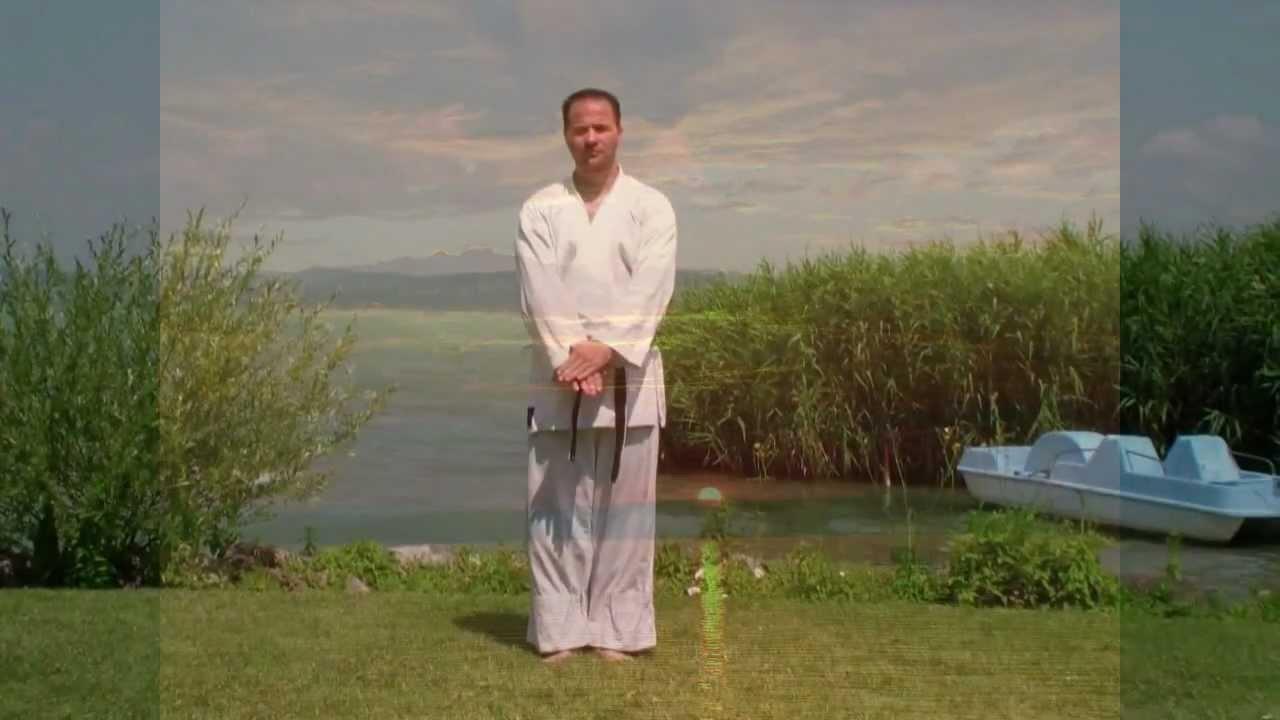 Heian Kata, Okinawa Goju-Ryu