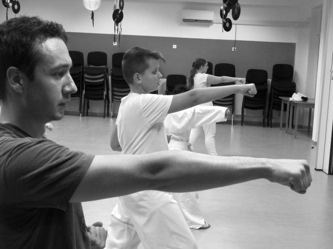 Harcosok családja harcművészeti egyesület