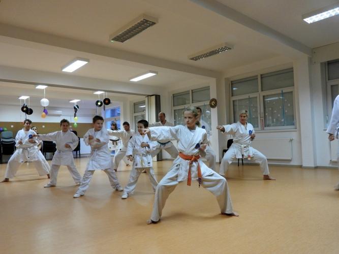Karate oktatás Budapesten
