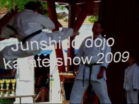 Goju Ryu Karate Bemutató