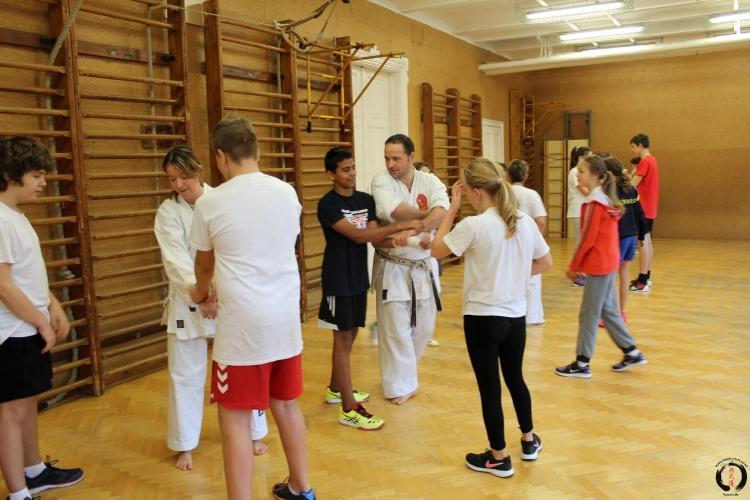 Karate oktatás - Harcművészet oktatás 4