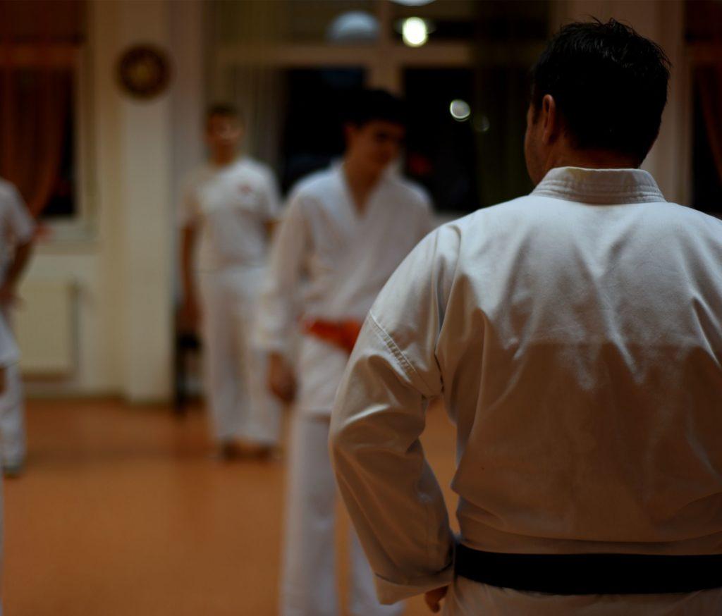 Kihon gyakorlás kezdő és haladó fokozaton 2