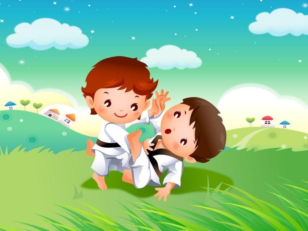 Gyerek karate – önvédelem oktatás