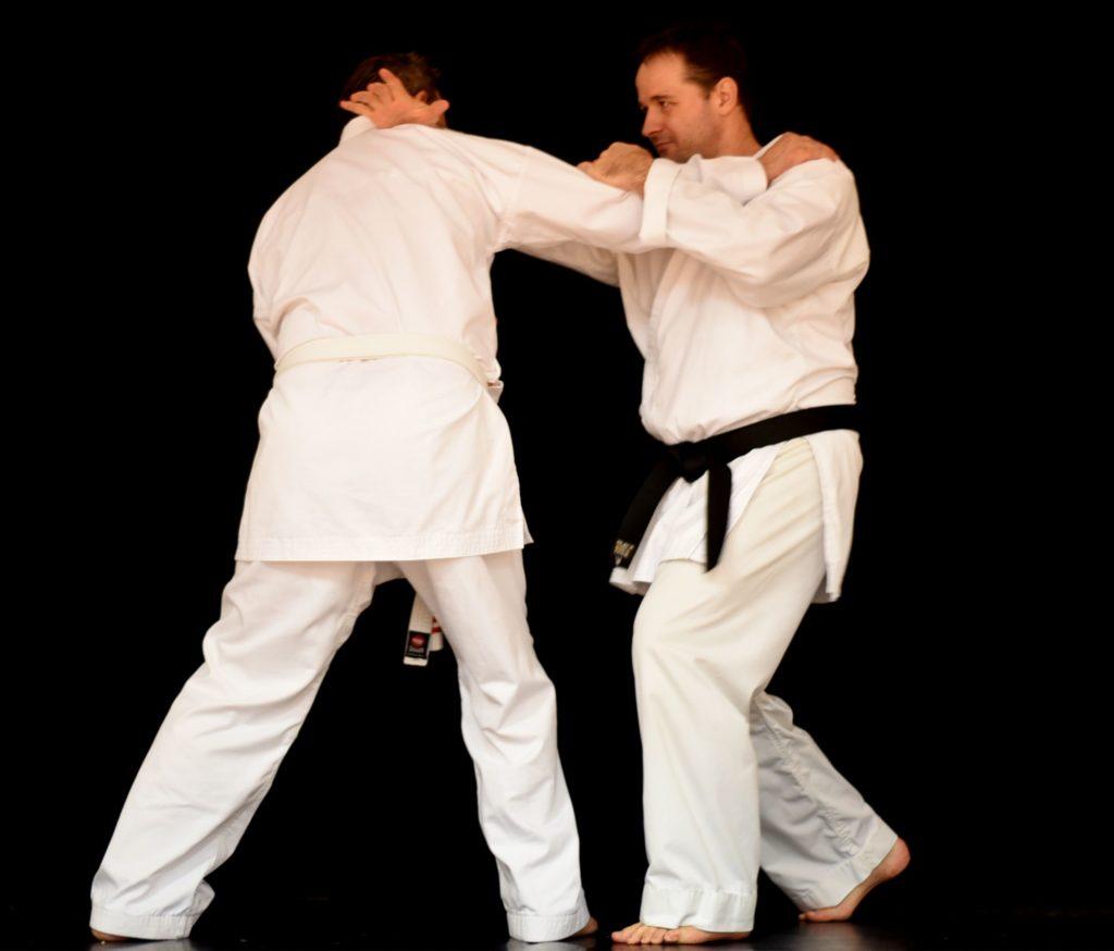 Kihon gyakorlás kezdő és haladó fokozaton 6