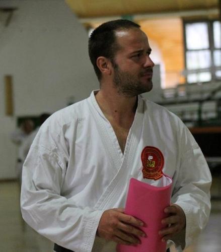 Karate edzés XV kerület